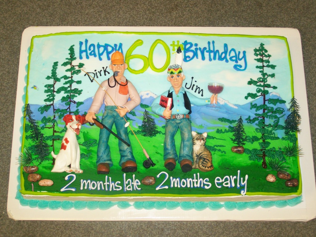Posted In Grown Up Birthday CakesTagged Caricature Male Man Multiple People Person Scenery