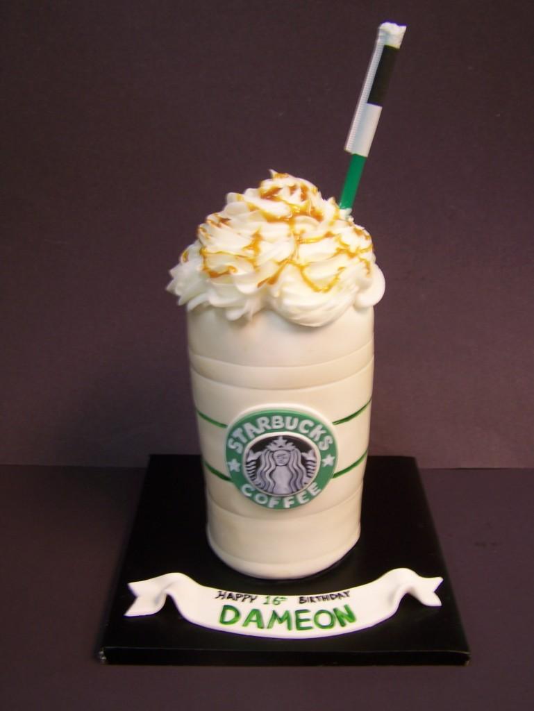 Starbucks Drink Cake Le Bakery Sensual