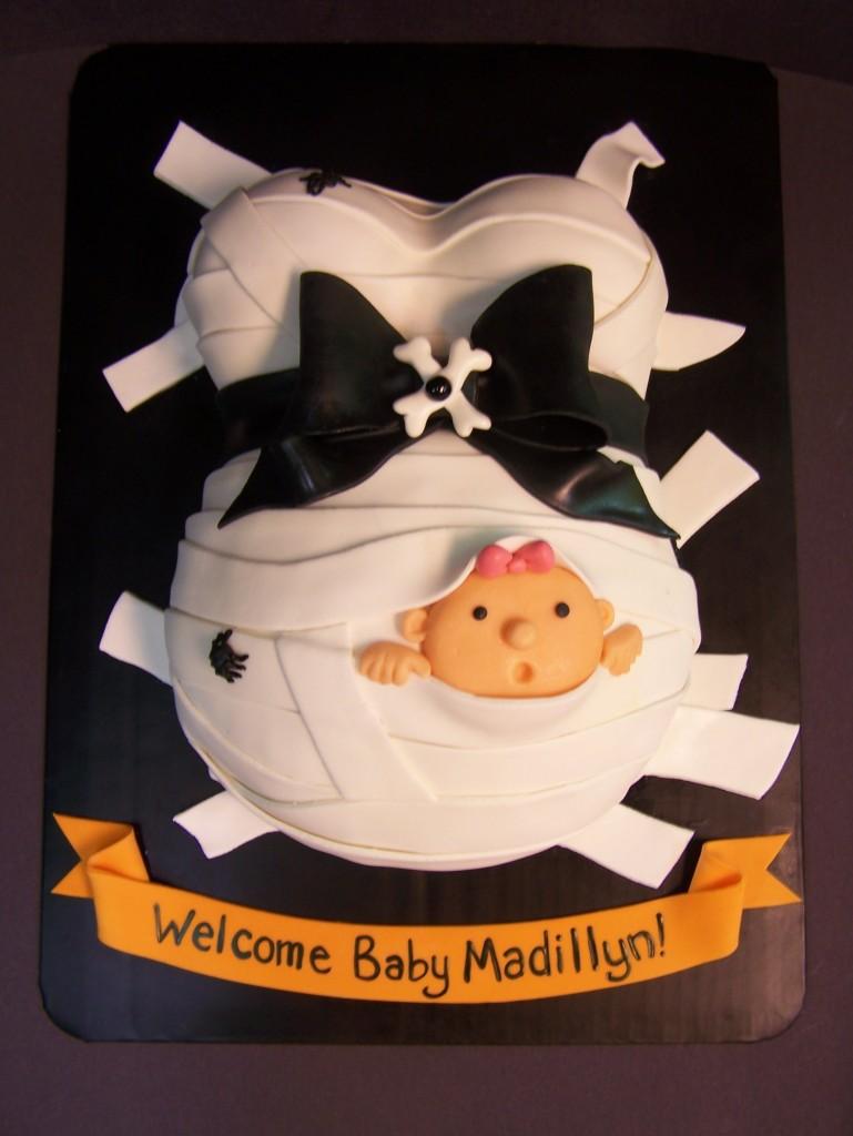 Mummy Baby Shower Cake Le Bakery Sensual