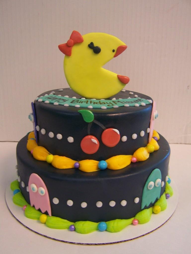 Mrs Pacman Cake Le Bakery Sensual