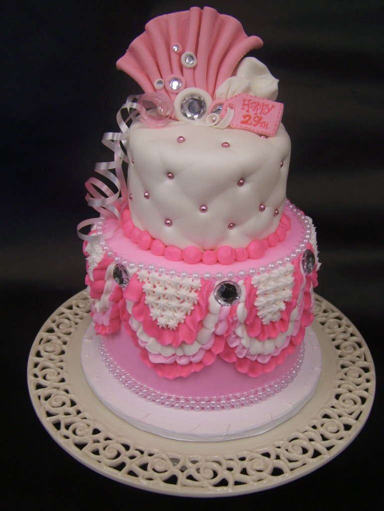 Princess Birthday Cake Le Bakery Sensual