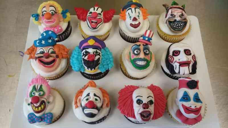 Clown Cake Denver