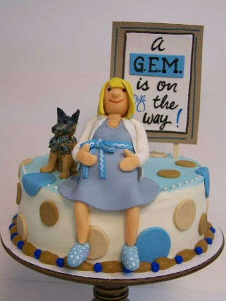 Baby Shower Cakes Archives Le Bakery Sensual