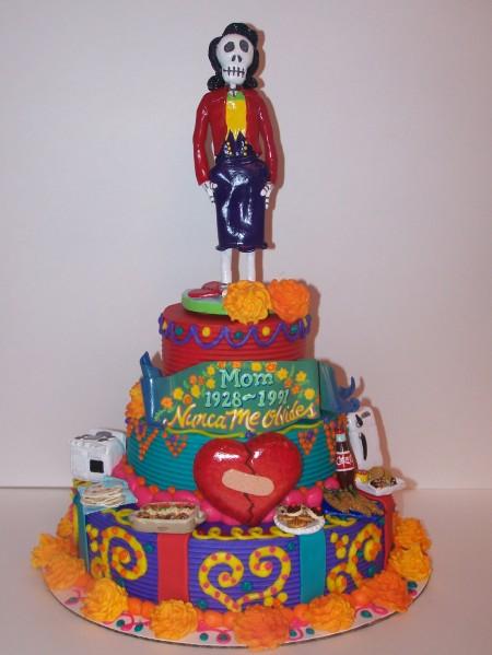 Dia De Los Muertos Cakes Amp Sweets Archives Le Bakery