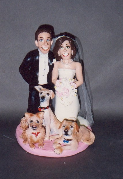wedding topper 3