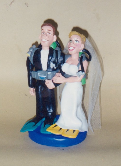 wedding topper 5