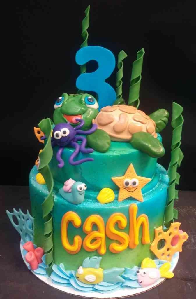Stacked Under the Sea Cake , le\u0027 Bakery Sensual